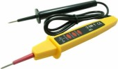 78335 TESTER TENSIUNE ALTERNATIVA IN 3 TREPTE 110/150, 220/330, 380/500