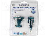 UA0042A ADAPTOR USB-RS232 -KIT CABLU USB